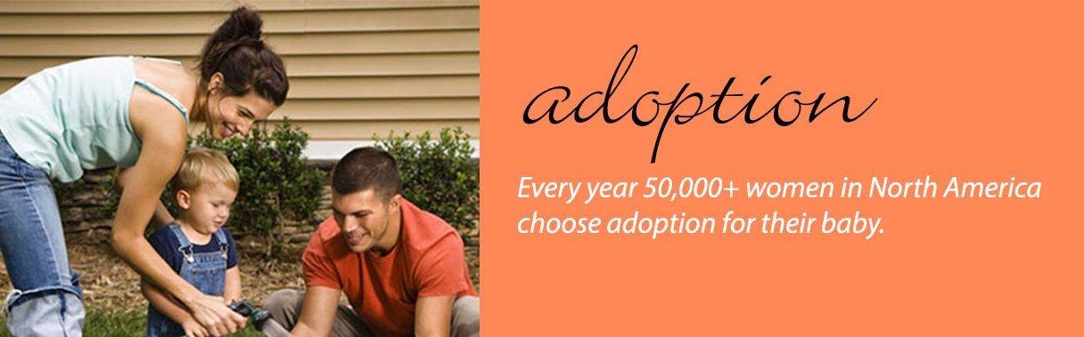 Pregnancy Concerns, Adoption Information, Image