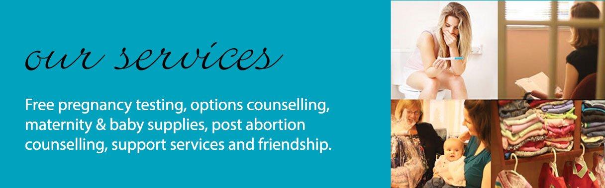 Pregnancy Concerns, Our Services Image